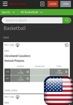 sportsbook mobile iphone ncaa basketball online